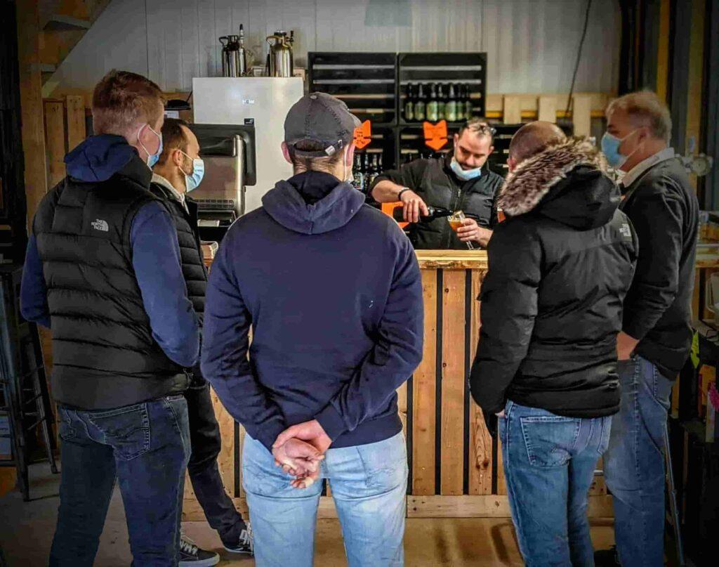Atelier degustation bière nantes