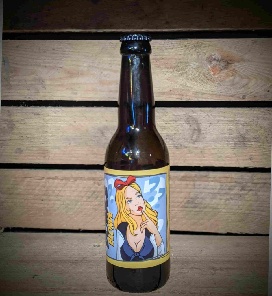 Blonde bière artisanale nantes