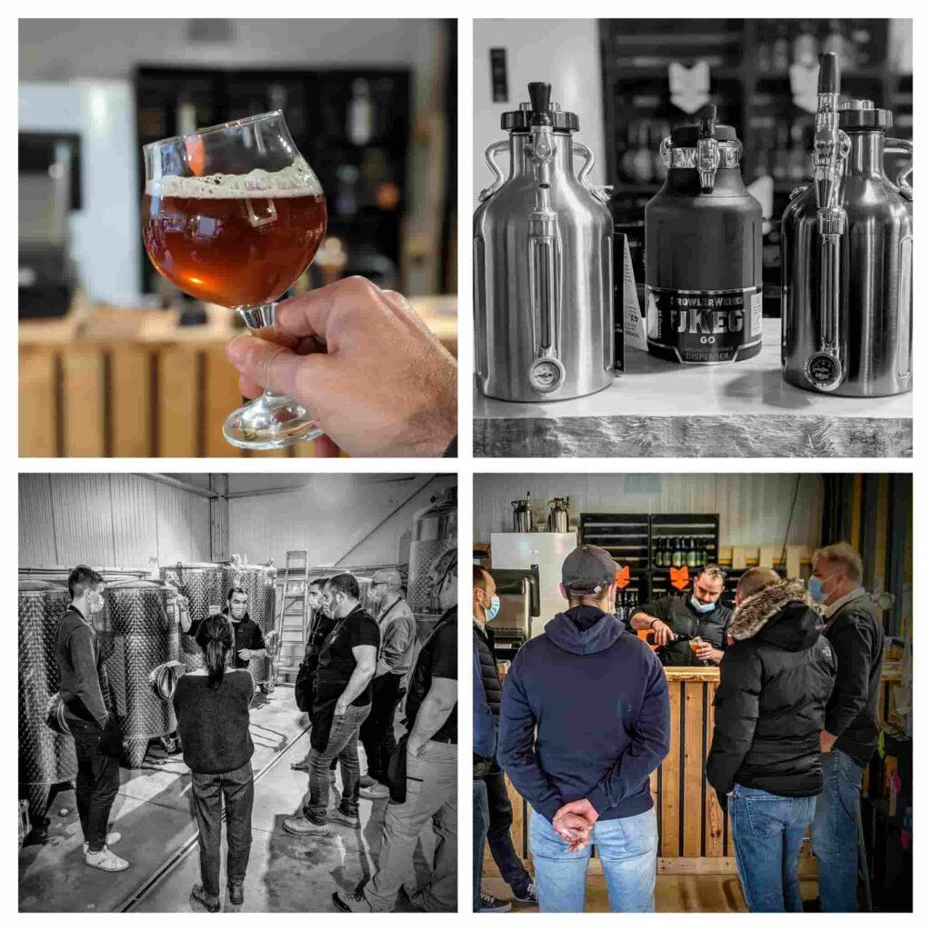 Stage bièrologie bière nantes
