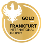 Médaille or Francfort 2021